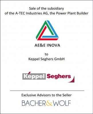 AEE INOVA Kraftwerksbau