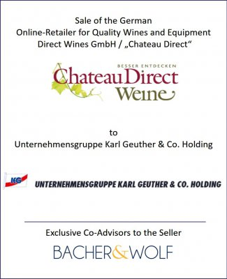 Direct Wines Distributor Online