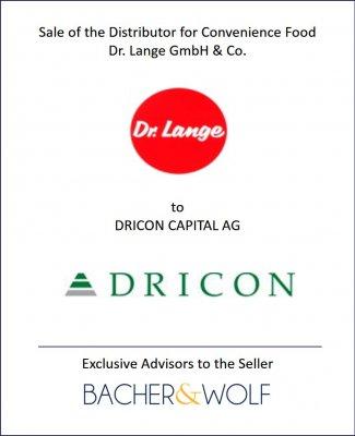 Dr. Lange Distributor Food