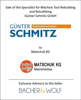 Günter Schmitz Retrofitting