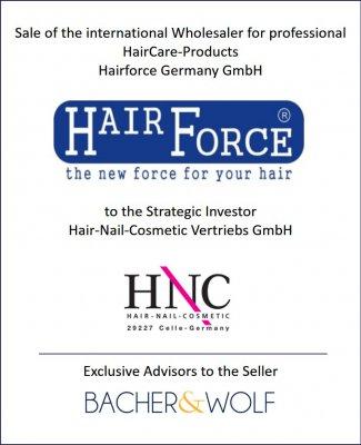 Hairforce Grosshandel