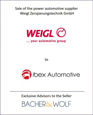 Weigl Zerspannungstechnik Automotive
