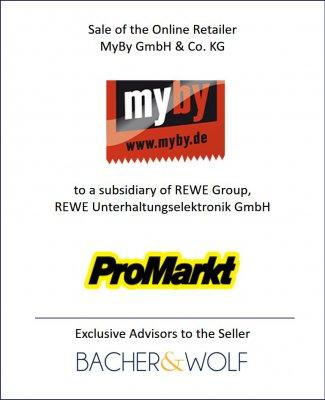 myby online retailer